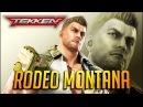 TEKKEN MOBILE | RODEO MONTANA Character Reveal - Global Launch February 1!『 鉄拳』