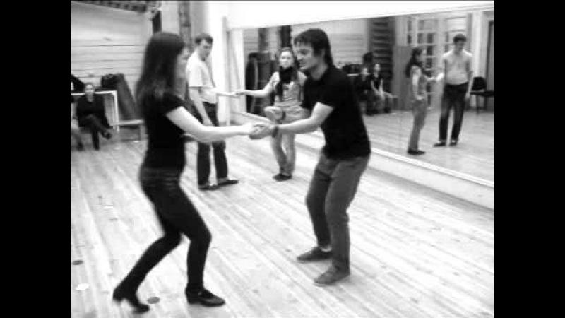 Фёдор Недотко Lindy Hop в Новосибирске