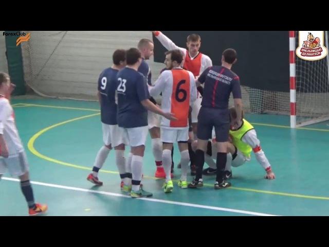 ФК «ЮАН» - Rexsoft - 2:2, Дивізіон 5, 7 тур