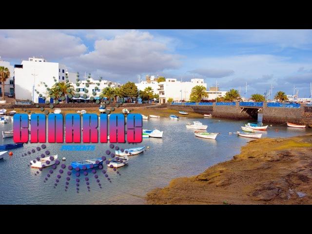Arecife Lanzarote ☀ ① HD 1080p50