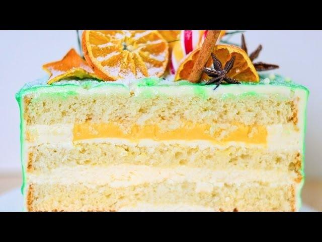 Мандариновый курд ☆ Tangerine Kurd ☆ Начинки для тортов