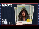Far Cry 5: Jess Black – Gun For Hire | Character Spotlight | Ubisoft [US]