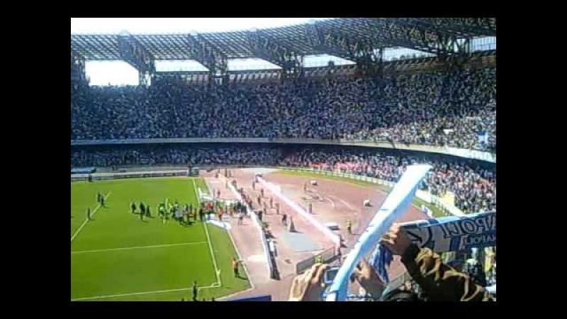 Napoli - lazio 4 - 3 - 'O surdato 'nnammurato