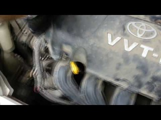 Замена клапана VVT i ВВТИ на двигателе 1 NZ FE, 2 NZ FE