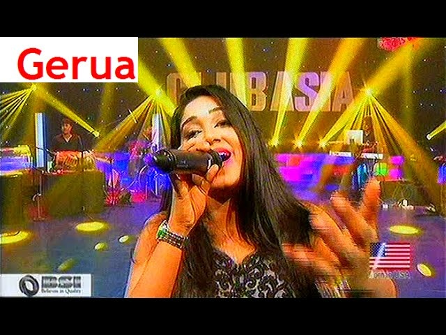 Antara Mitra Live   Gerua   Dilwale Movie song
