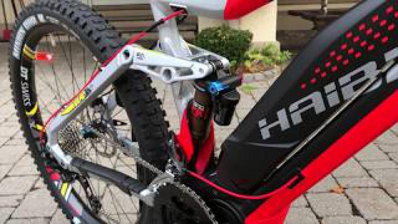 Haibike Xduro AllMtn 10.0 2018 E-bike