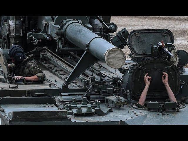 Россия взялась за главный калибр