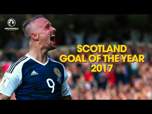Scotland Goal of the Year 2017   Leigh Griffiths v England