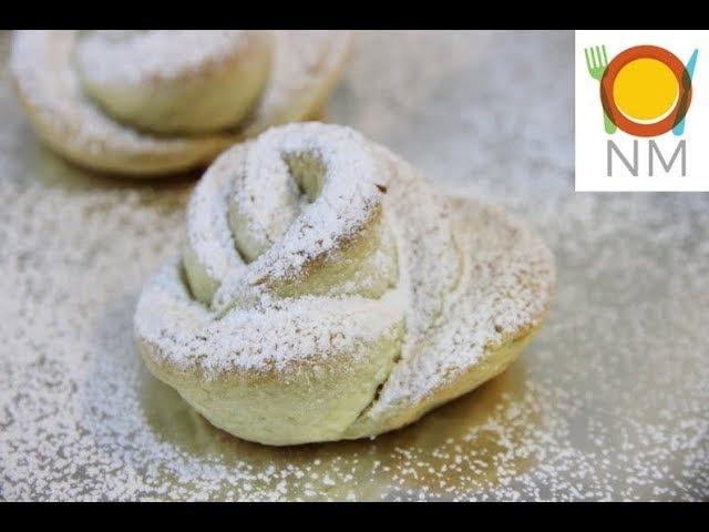 Творожное печенье Розы Отличный способ превратить ПРОСТОЕ ПЕЧЕНЬЕ В ШЕДЕВР