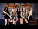 HD K POP DANCE COVER Red Velvet 레드벨벳 '피카부 Peek A Boo ' by INSPIRIT Dance Group
