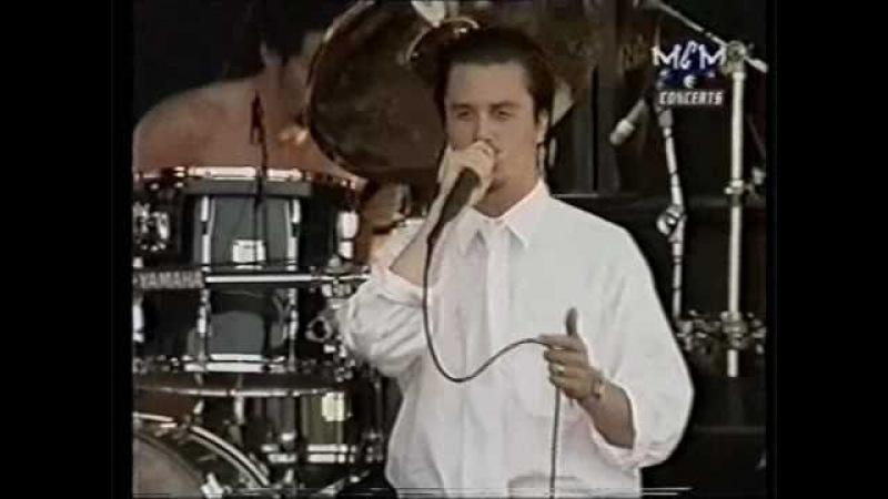 Faith no More - Just a Man live Phoenix 97