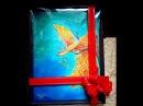 Рельефная картина Птица счастья Bas-relief Bird of happiness