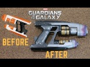 Rubies Star-Lord Blaster Makeover- Chris Custom Collectables!