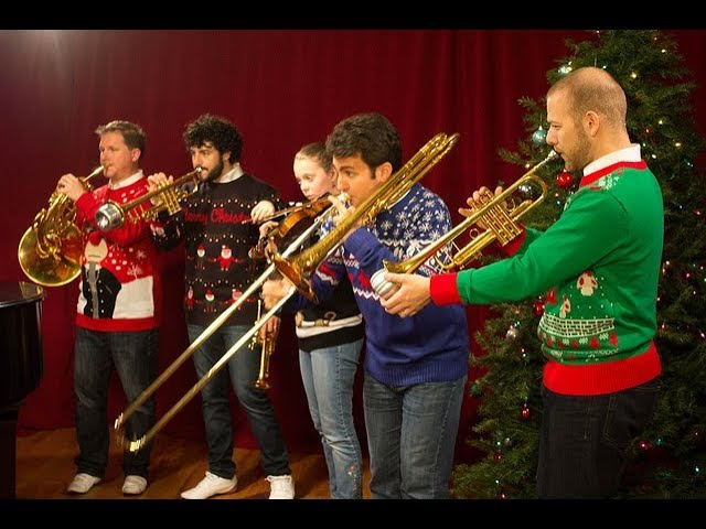 You're a Mean One, Mr. Grinch | From the Top and Canadian Brass /
