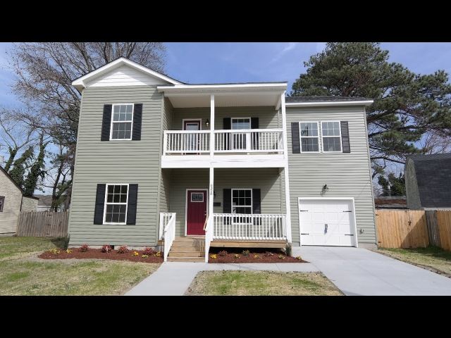 Sewells Gardens Homes for Sale|Norfolk Like New Construction Houses|Hampton Roads Realtor