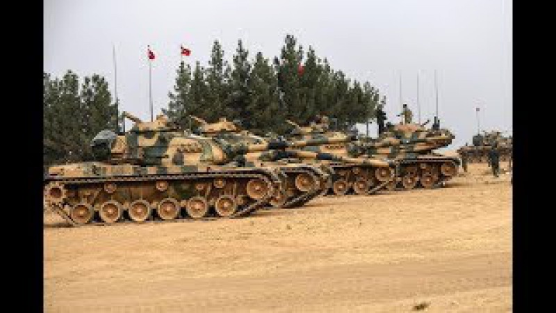 Hot News The Latest?As Turkey Attacks Kurds in Syria, U.S. Is on the Sideline