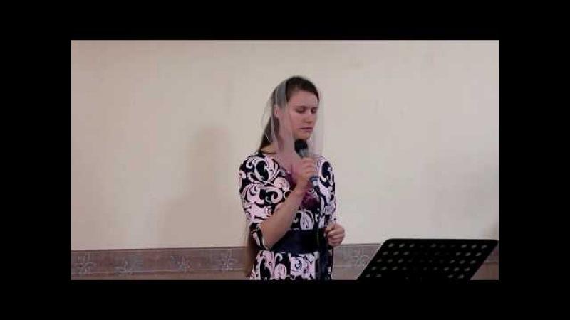 Христианская песня- В суровых горах - Лена -18.09.16г