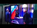 ВЫРЕЗАНО из эфира Жириновский ОБМАТЕРИЛ Собчак на ДЕБАТАХ у Соловьева