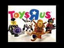 Lego Ninjago Toys R Us Exclusive Pack Review!