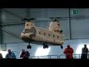 GIANT RC CH-47 CHINOOK FROM VARIO INDOOR FLIGHT / Intermodellbau Dortmund 2015