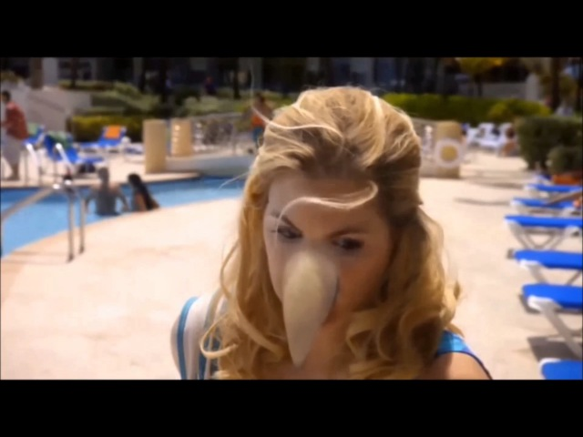 Wizards Of Waverly Place (2009) - Woman Transforms Into Parrot
