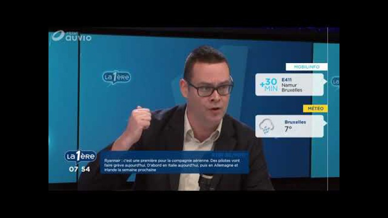 Raoul Hedebouw lance un appel On va faire reculer le gouvernement sur la pension à points