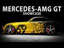 NFS 2015 - JP Performance Mercedes-AMG GT (Cinematic / Speed Art / Showcase / Customization)