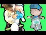 CEMRE SU İLE OYUN OYNARKEN PEPEE ISLATIYOR|bad baby pepee| bebek bakma oyunu#EĞLENCELİ ÇOCUK VİDEOSU