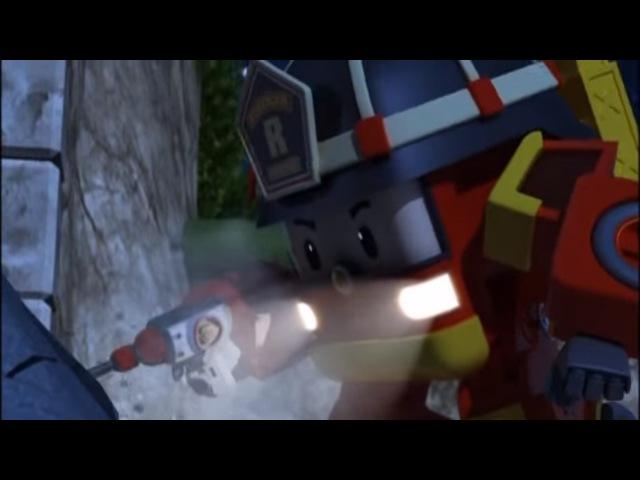 Робокар Поли - Приключение друзей - Выслушайте Майки! (мультфильм 35) Познавательный мультфильм