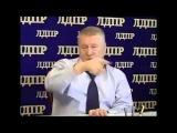 Жириновский: Сдохните все 120 млн если ещё потребуете Курилы (2008)