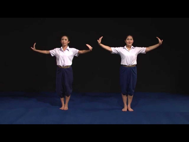 E_RMUTT การฝึกหัดนาฏศิลป์ไทยระดับช่วงชั้นที