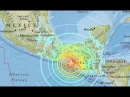 Sun-Earthquake Model Matches M8.1 in Mexico [Part 1]