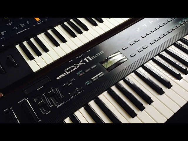 Yamaha DX-11 Demo - All sounds by DX-11