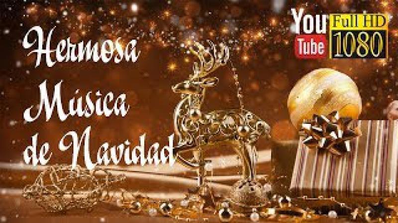 15 min ❄ Hermosa Musica de Navidad Feliz Año Nuevo ❄ Música Relajante ❄ Feliz Navidad