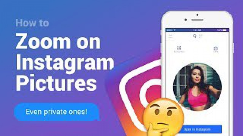 How to View Instagram Profile Picture of ANY Account in FULL SIZE! | MS Tech | NO ROOT