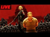 Wolfenstein 2 The New Colossus One Hour Of Early Gameplay Live on Xbox One