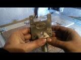 Фрезерованное крепление хотенда для 3D принтера.