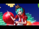 Hatsune Miku Project DIVA Future Tone PV Clover♣Club Romaji English Subs