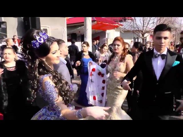 Танцы на цыганской свадьбе в Румынии