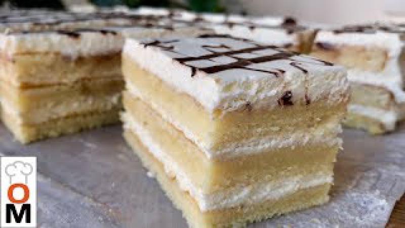 Торт Первоклашка Со Вкусом Пломбира - Станет Вашим Любим Тортом | Cake Recipe |Ольга Матвей