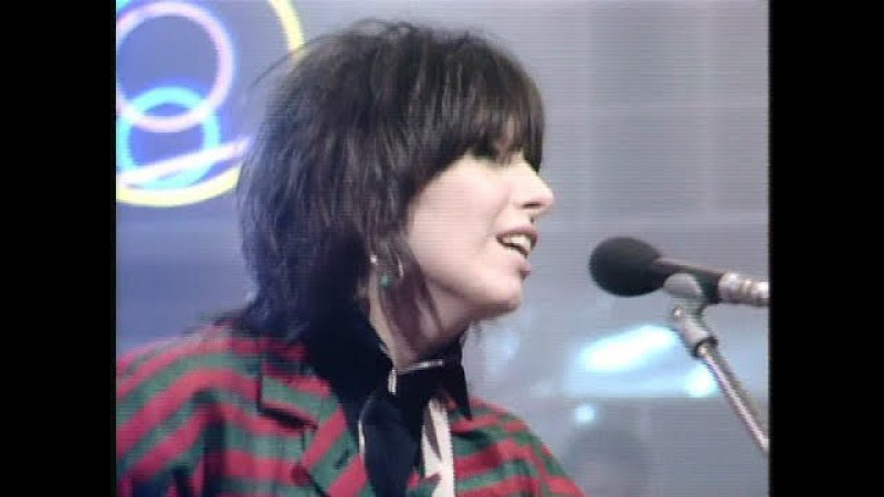 The Pretenders Don't Get Me Wrong (T.O.T.P. 1986)