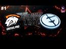 VP vs EG RU #1 (bo3) DreamLeague Season 8 Major 02.12.2017