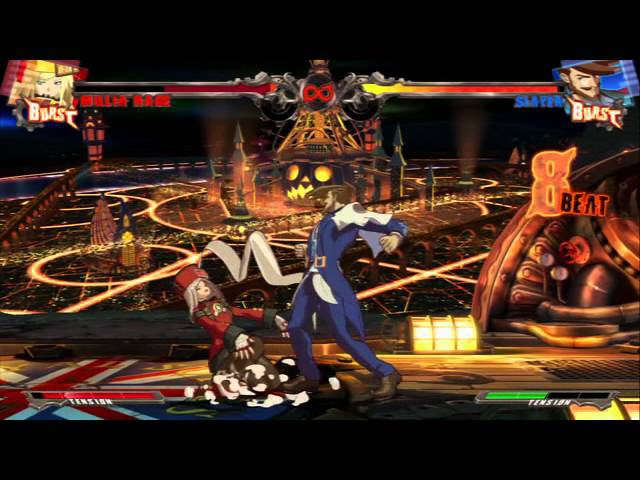 GGXrd - Slayer combo video - I Could Be The...