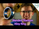 Making an Obsidian Timascus Ring and Flame Coloring it
