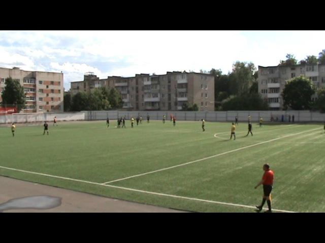 Академия Футбола (2000-2003) - Волжанин второй тайм (0:1)