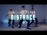 Distance - Omarion Dance Tristan Edpao Choreography STEEZY.CO (Beginner Class)