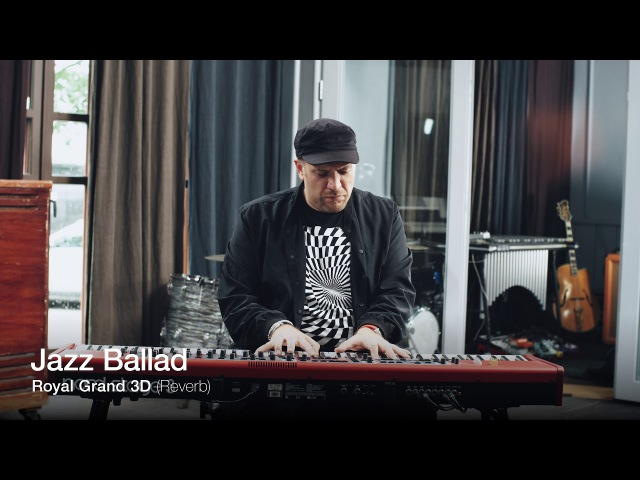 Nord Stage 3: Robi Botos Sessions - Classic Jazz Styles