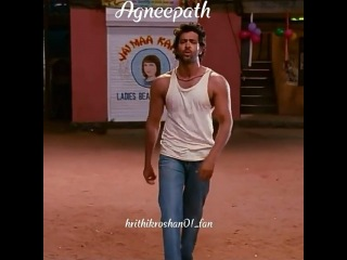 "Hrithik Roshan on Instagram: ""Gun gun guna.. Agneepath (2012) 🙌🙌🙌💕💕💕#hrithikroshan 💕💕💕#agneepath"""