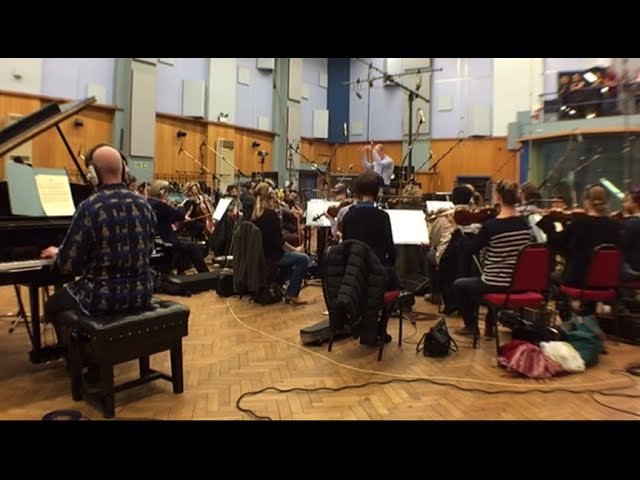 Downton Abbey - Final Episode Live Orchestral Recording @ Abbey Road