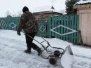 Самоделка лопата убирать снег Загрузил Юхновец Геннадий